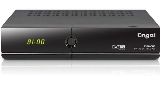Engel RS8100HD, el mejor receptor satelite calidad precio